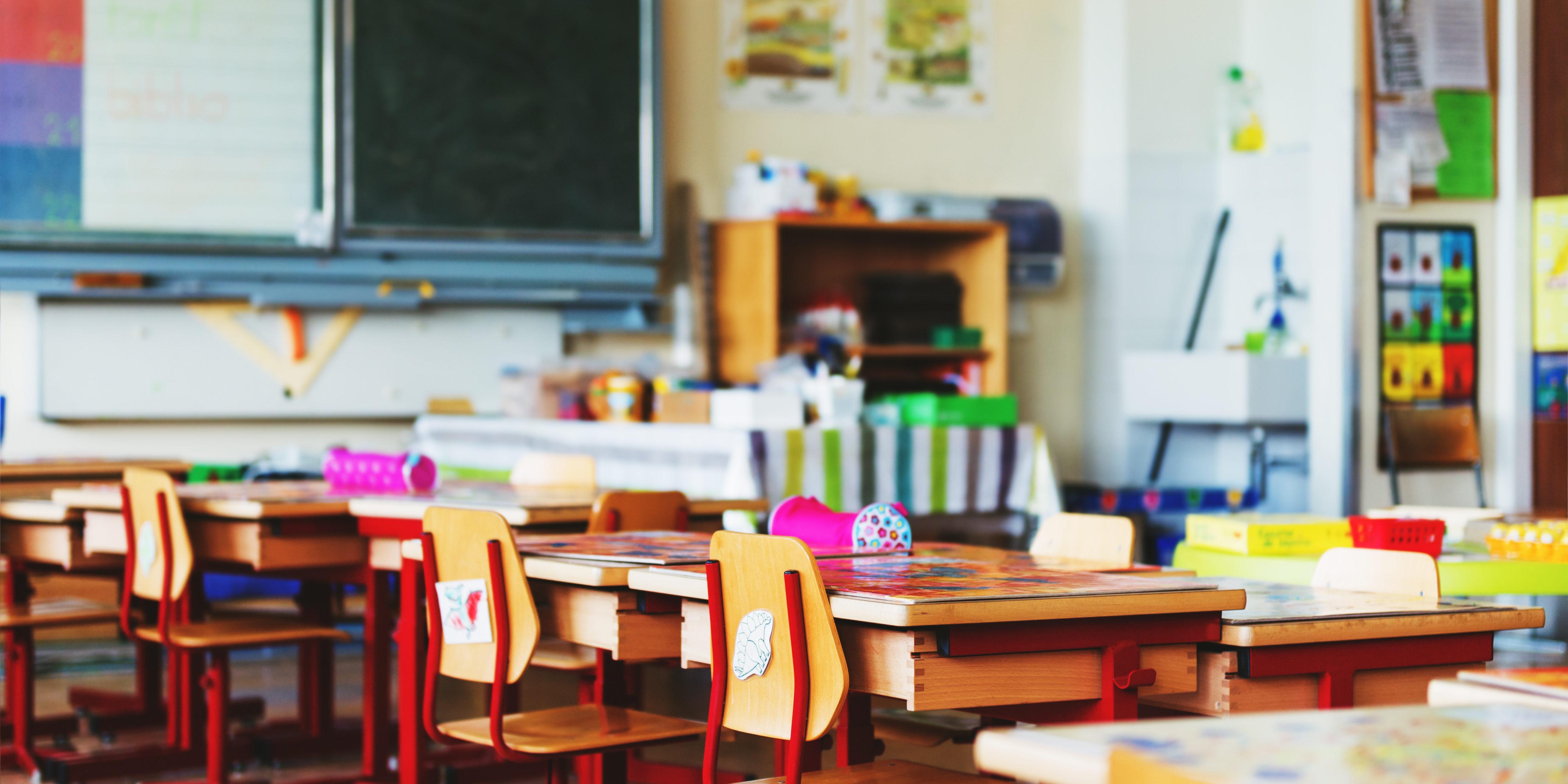 importancia de la neteja a les escoles
