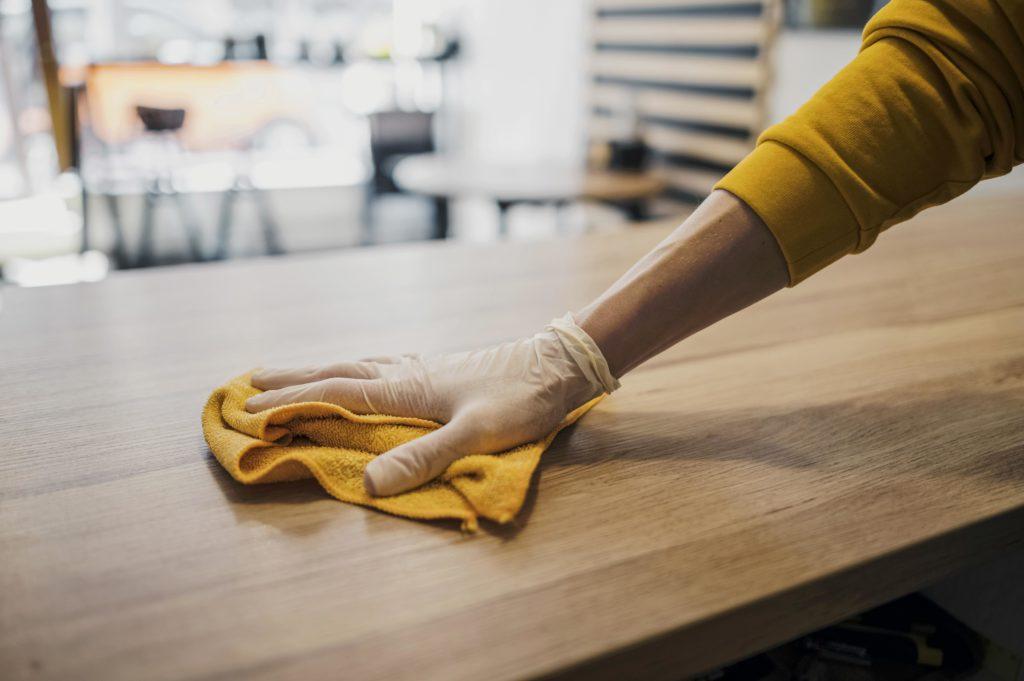 limpieza desinfeccion locales